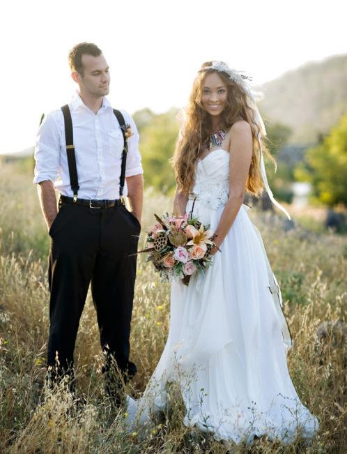 Via: Green Wedding Shoes