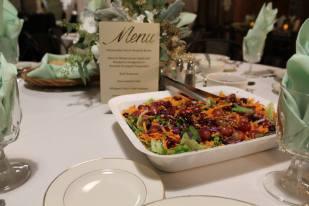 Family Style Autumn Salad