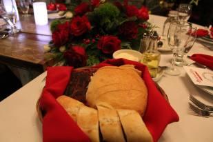 Family Style Homemade Bread Assortment
