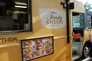 Toasty Cheese Food Truck