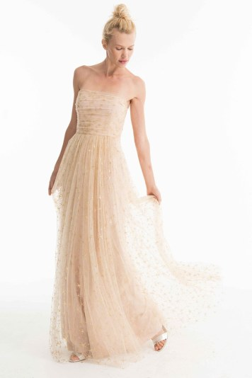 Brenda dress in star tulle by Joanna August