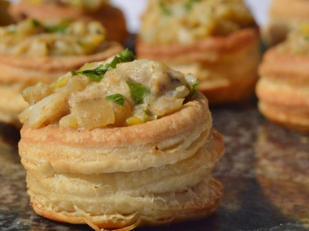 Smoked Haddock in Pastry