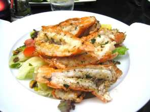 Crab And Langoustines