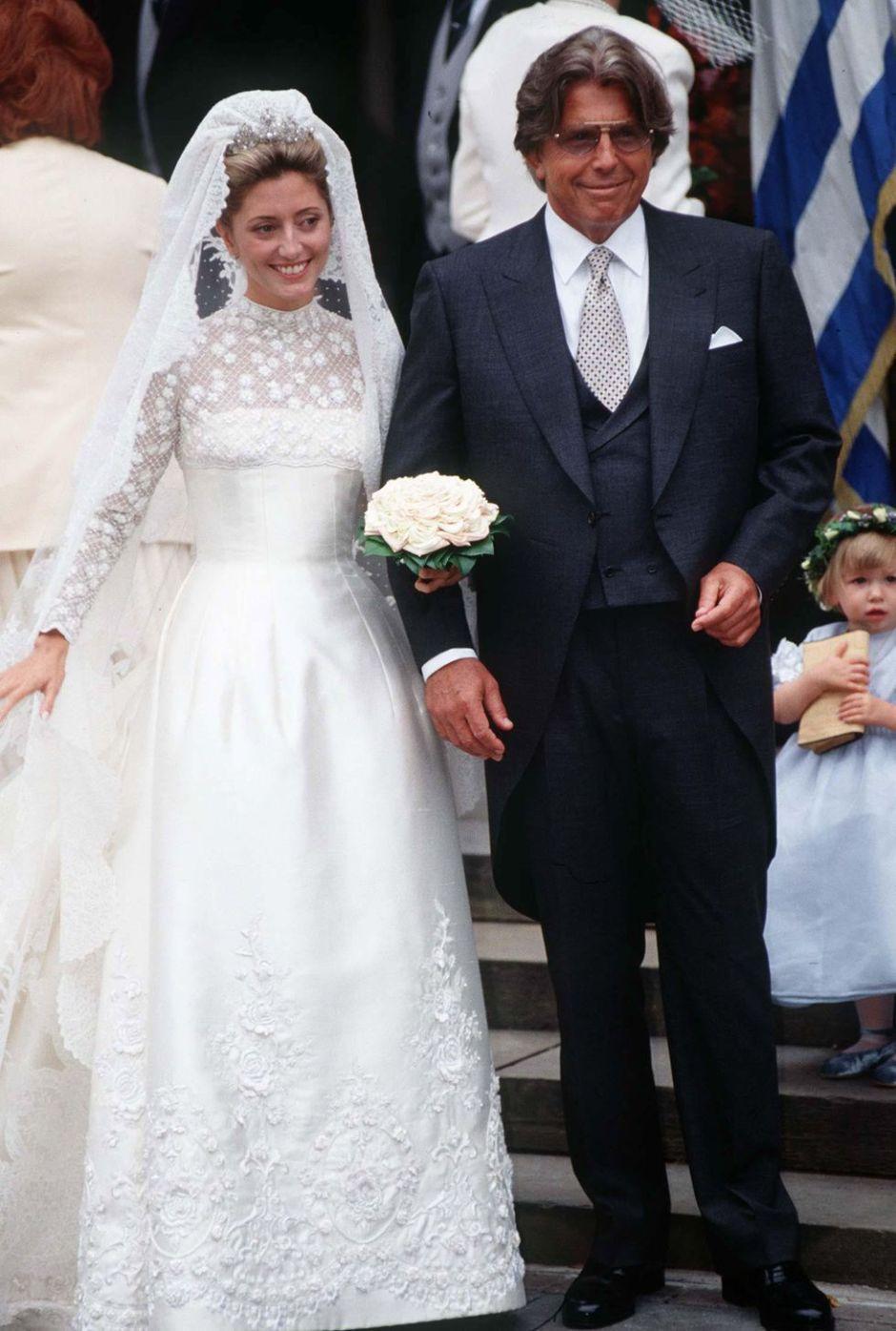 princess-marie-chantel-of-greece-and-her-father-robert-miller-wedding-dress-1516606613