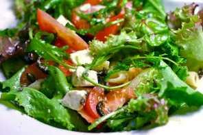 Fresh Herb Salad