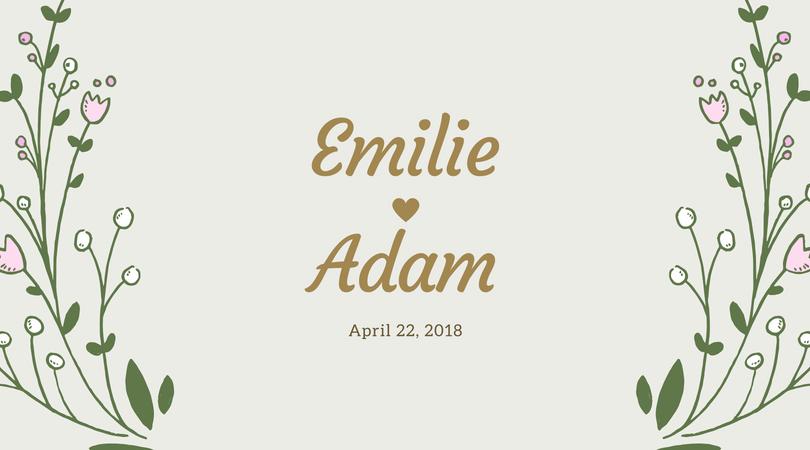 Emilie & Adam (1)