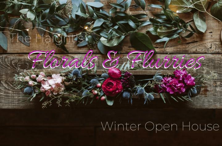 Florals & Flurries